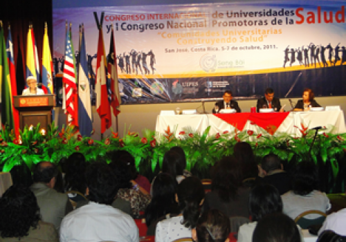 Universidades iberoamericanas  se unen para promover la salud
