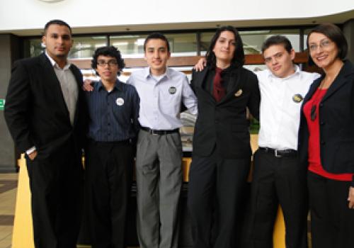 Costa Rica gana Olimpiada Centroamericana de Química