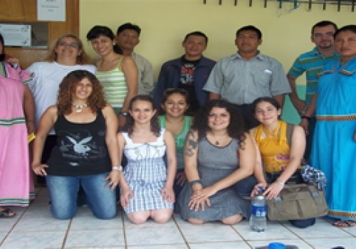 Estudiando el español en Chiriquí
