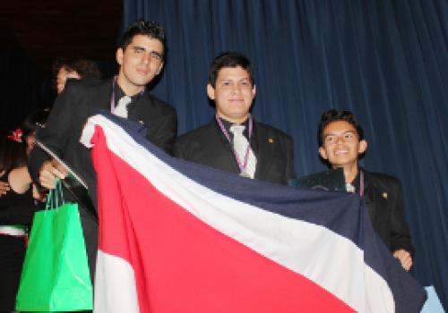 Ticos ganaron Olimpiada Iberoamericana de Biología
