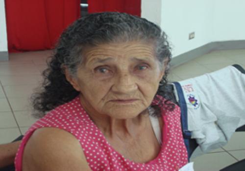 La abuela de Paso Canoas