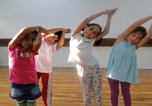 Cursos libres de danza