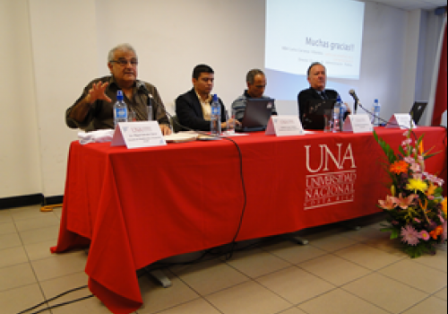 Semana de Ciencias Sociales abrió polémica